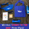 #Win a Sydney to the Max Prize Pack from Disney Channel! #SydneyToTheMax