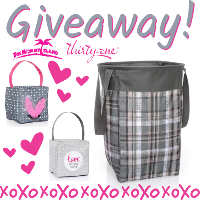 #Win a ThirtyOne Storage Bundle! US only, ends 2/25