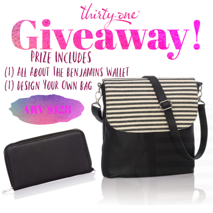 #Win a Thirty-One Galentine's Prize Bundle! US ends 2/27
