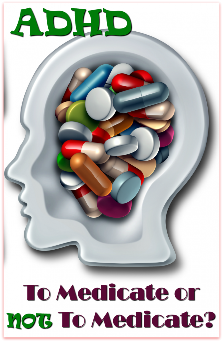 ADHD—To Medicate or Not To Medicate? #parenting #adhd #parentingTips #children