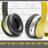 Enter to #Win a $50 Best Buy Gift Card US/CAN Ends 2/23