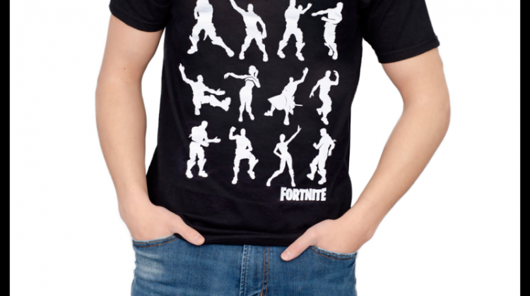 Enter to #Win a Fortnite T-Shirt of Choice US Ends 2/22