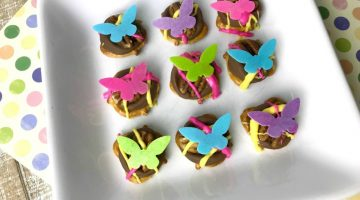 Pretzel Turtles for a Delicious Sweet & Salty Treat!