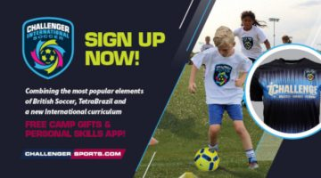 Sign up for Soccer Camp!