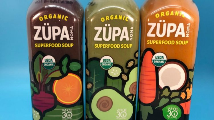Try Superfood Soups from ZÜPA NOMA - Freshness you Will Love!  #HPPZupaNoma