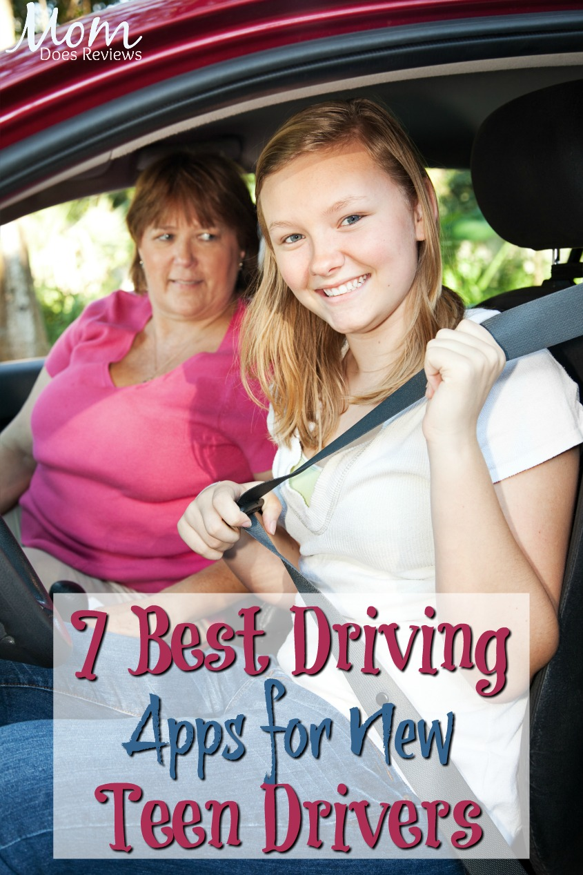 The 7 Best Teenage Driving Monitoring Apps #parenting #apps #technology #teens #driving