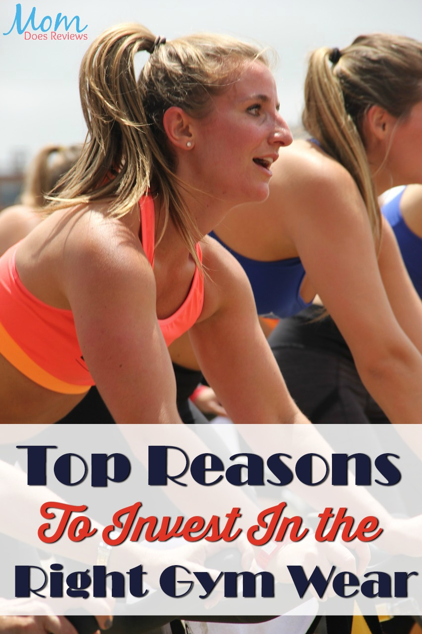 Top Reasons To Invest In the Right Gym Wear #fitness #exercise #workout #apparel #workoutapparel