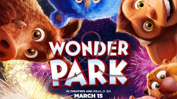 Imagination is Everything in The Wonder Park Movie! #WonderPark