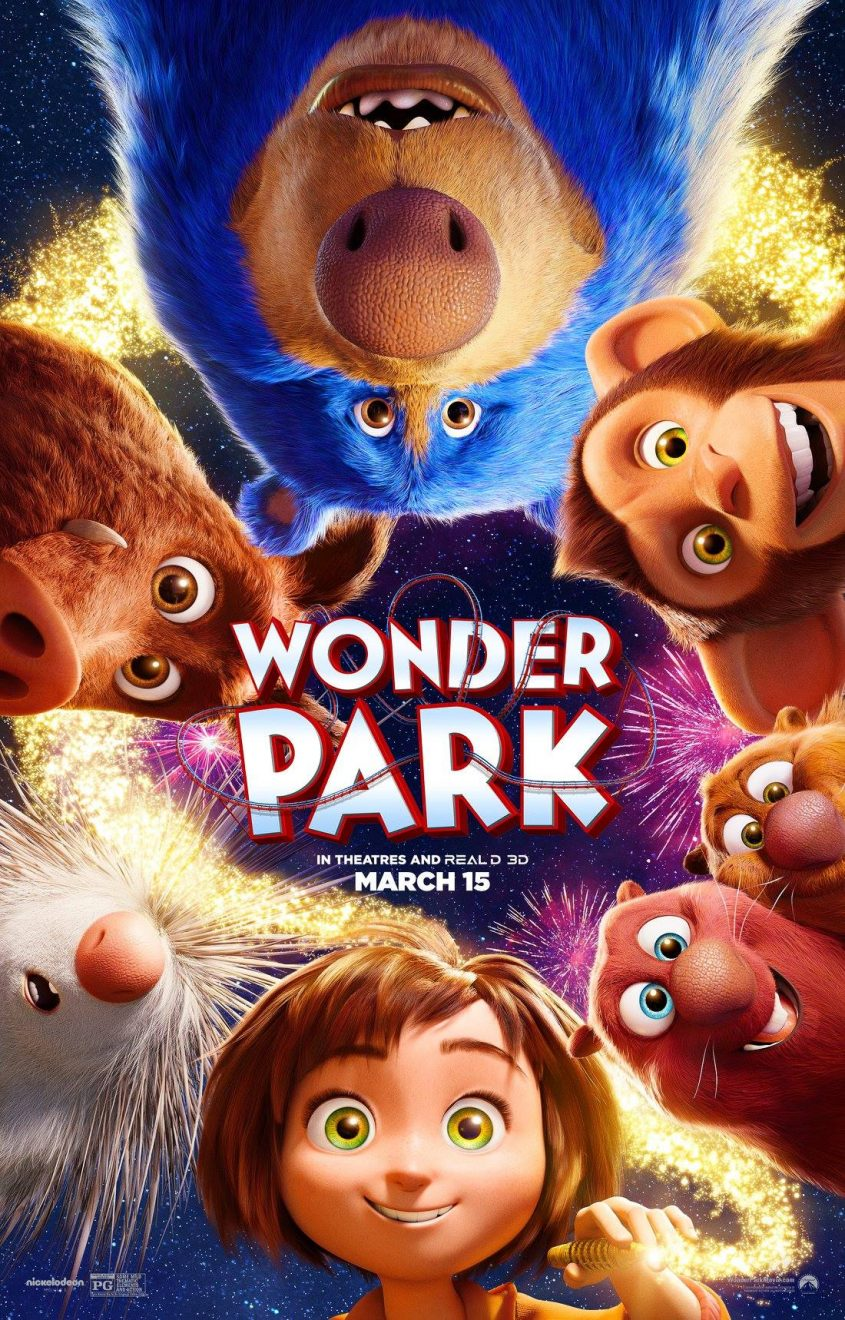 Imagination is Everything in The Wonder Park Movie! #WonderPark #movies #momapproved #funstuff #imagination #ad