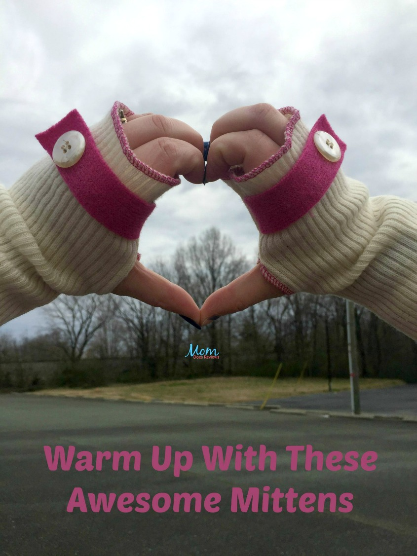 Warm Up With These Awesome Mittens #SpringFunonMDR