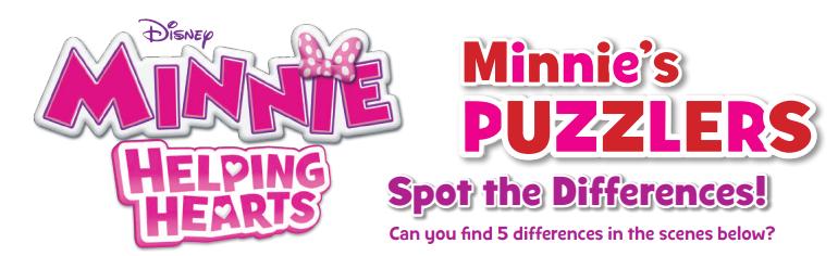 Minnie printable