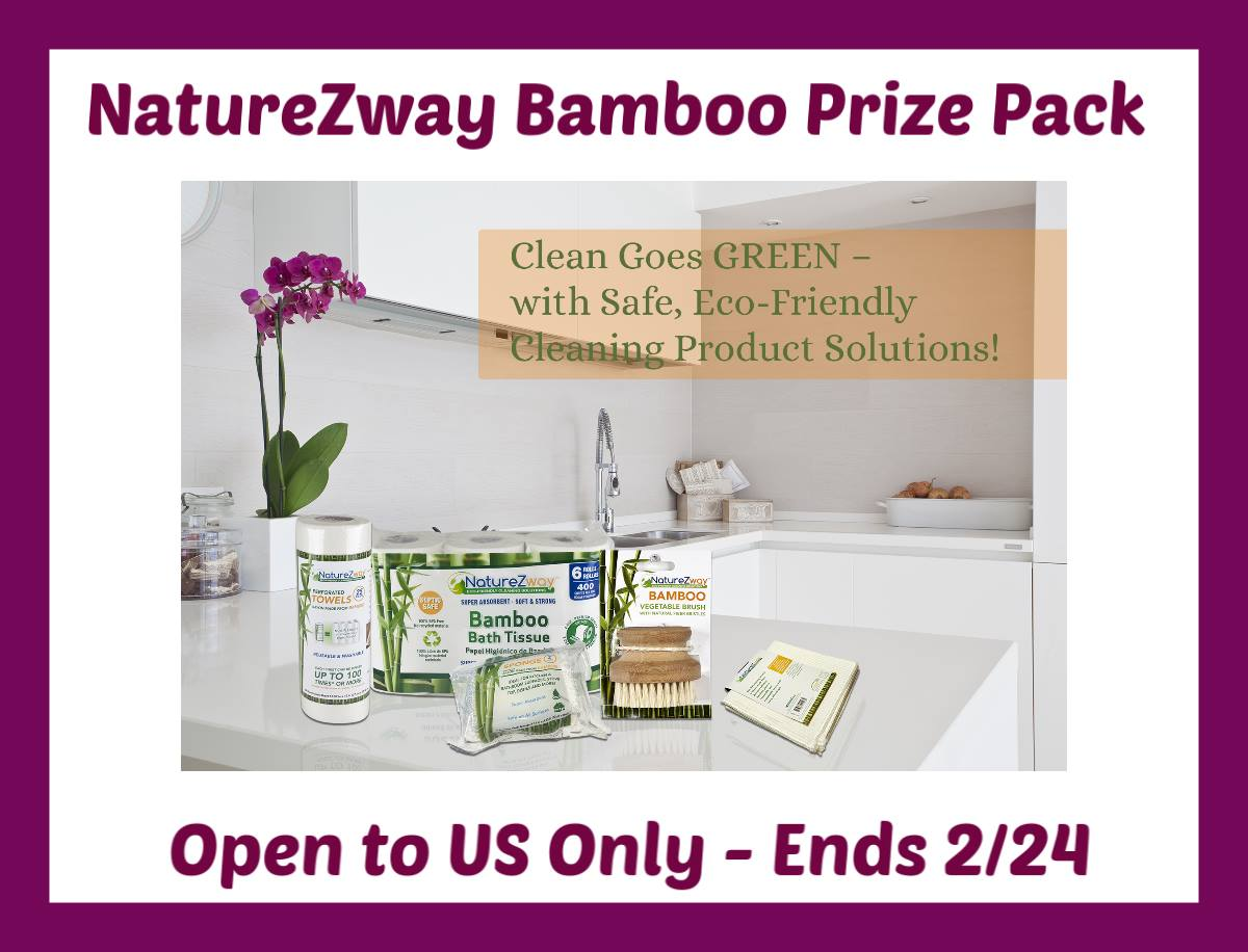 #Win a NatureZway Prize Pack