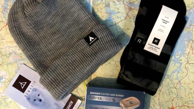 Get Your Adventure on with Nomadik Subscription Boxes. #BeNomadik