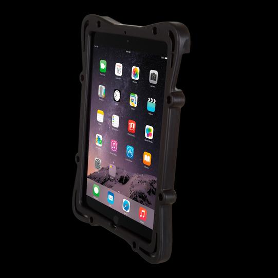 Rug-Ed iPad case ProLOCK series