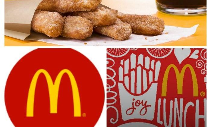 3 #Winners! Each gets $10 McDonald's GC! US, ends 2/25