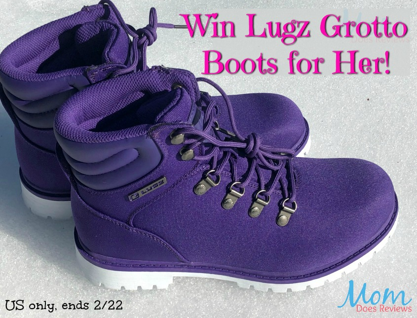 #Win Lugz Grotto Boots for Her! US ends 2/22