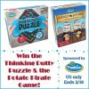 #Win Thinking Putty Puzzle and the Potato Pirate Game #sweet2019