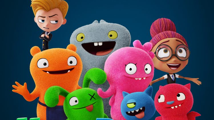 Don't Miss the Fun UGLYDOLLS Movie. In Theaters 5/3 #UglyDollsMovie
