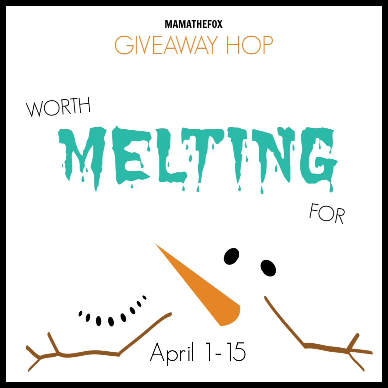 worth melting for giveaway hop