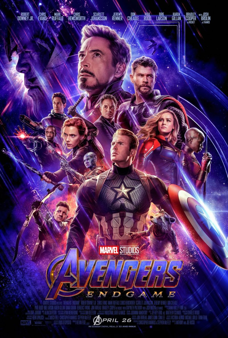 New Trailer for AVENGERS: ENDGAME – In theaters April 26, 2019 #Avengers #AvengersEndgame