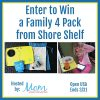 Shore Shelf Giveaway