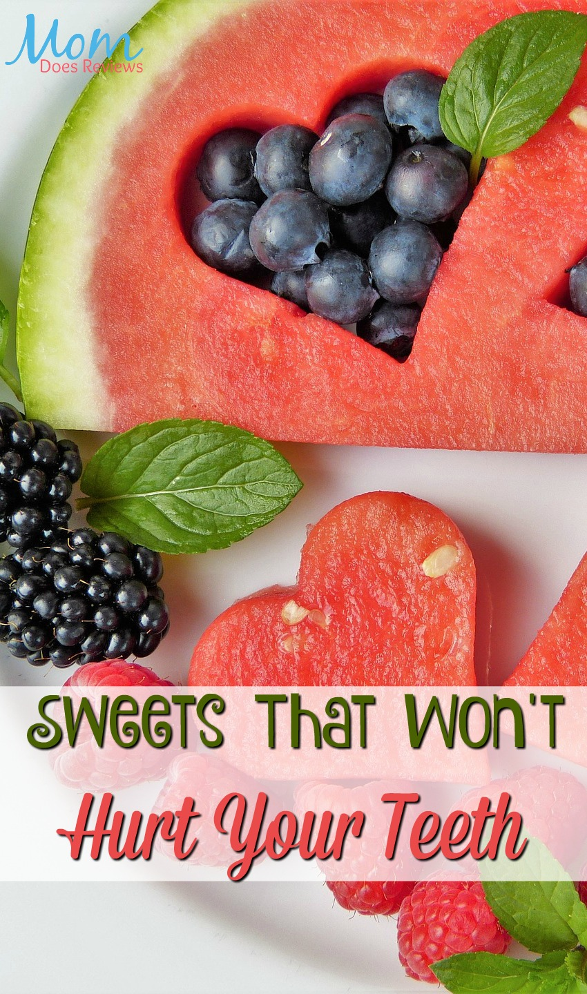 Sweets That Won't Hurt Your Teeth