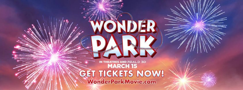 Experience the Magic and Wonder of Wonder Park in theatres this Friday! #WonderPark