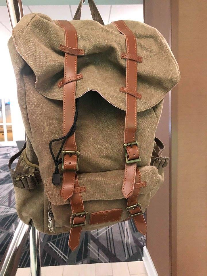 Win an American Shield Granite 25 Backpack (arv $249)