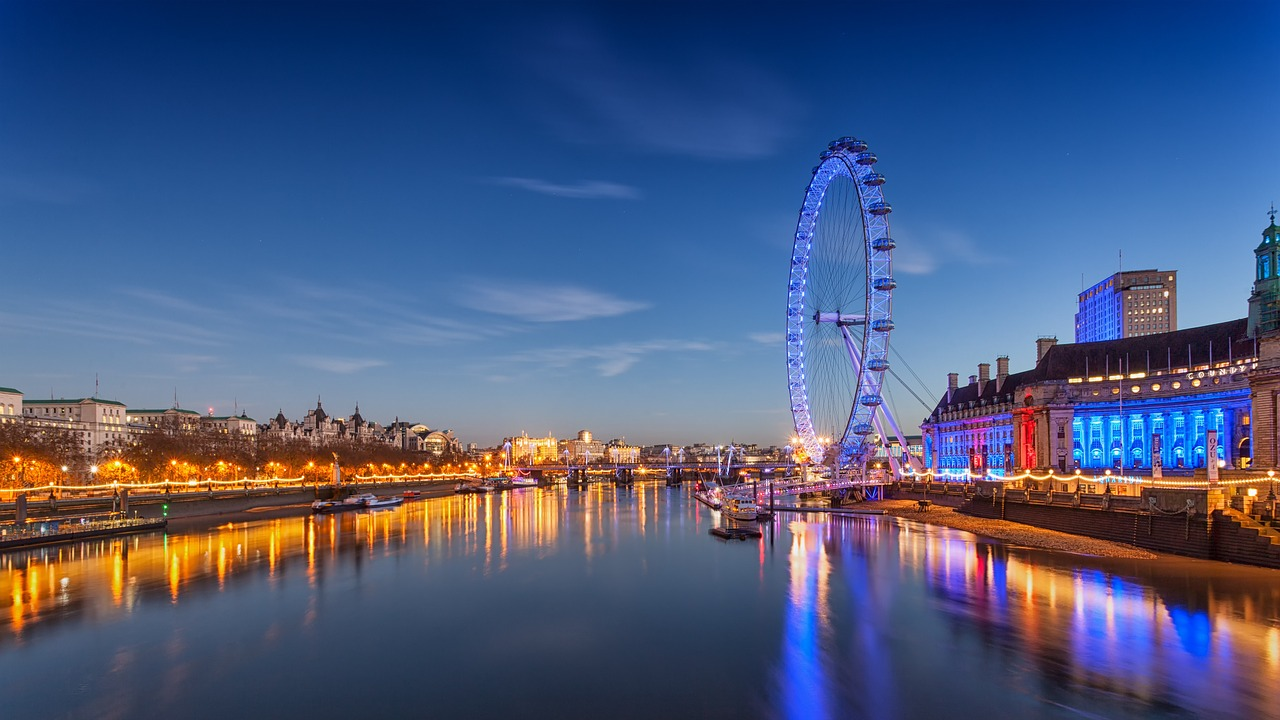 Why you should visit London