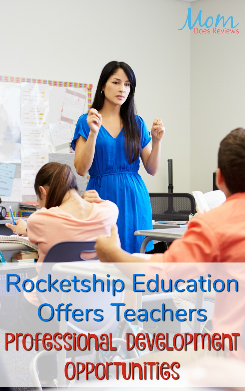 Rocketship Education Offers Teachers Professional Development Opportunities