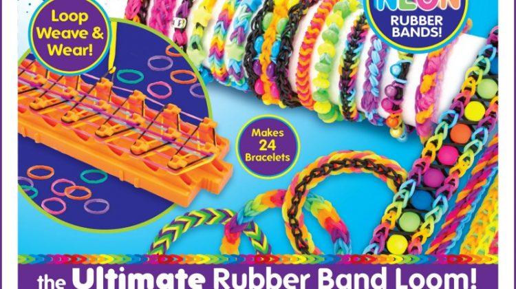 2 #winners Cra-Z-Loom Bracelet Maker.