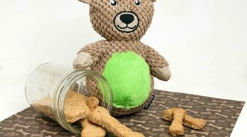 Tasty Applesauce Peanut Butter Dog Treats Your Dog Will Woof for!