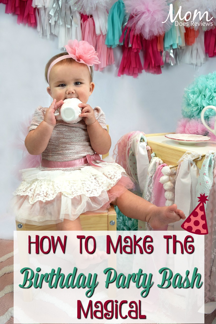 Birthday Party Bash: How to Make Your Child's Special Day Magical #party #birthday #parenting