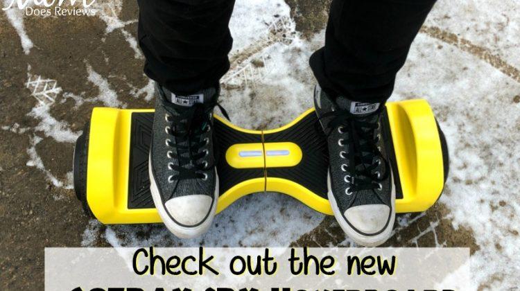 GOTRAX SRX Hoverboard - Self Balancing Hover Board