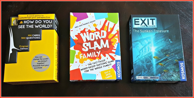 Add Intrigue and Challenges to Your Family Game Night