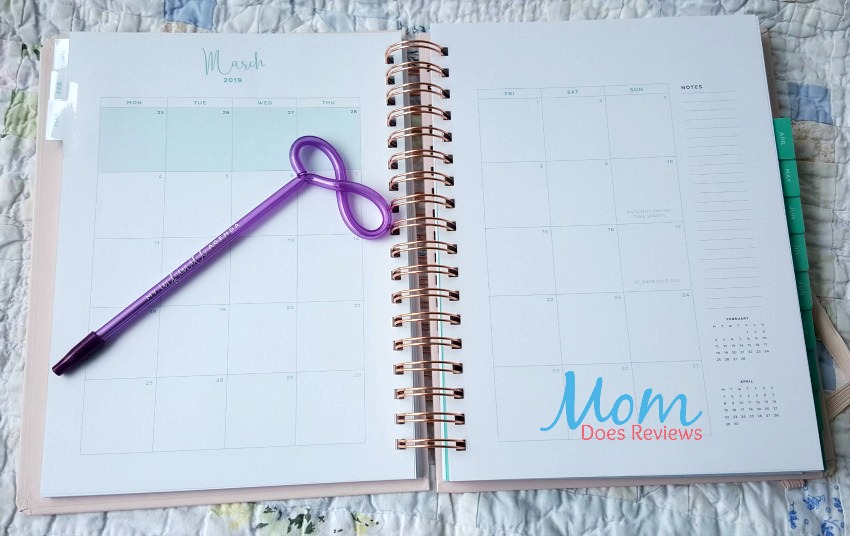 Get Organized, Meet Your Goals, and Save the World with the My Infinite Agenda