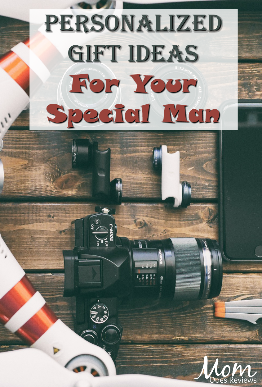 Personalized Gift Ideas for Your Special Man #gifts #gadgets #giftsformen
