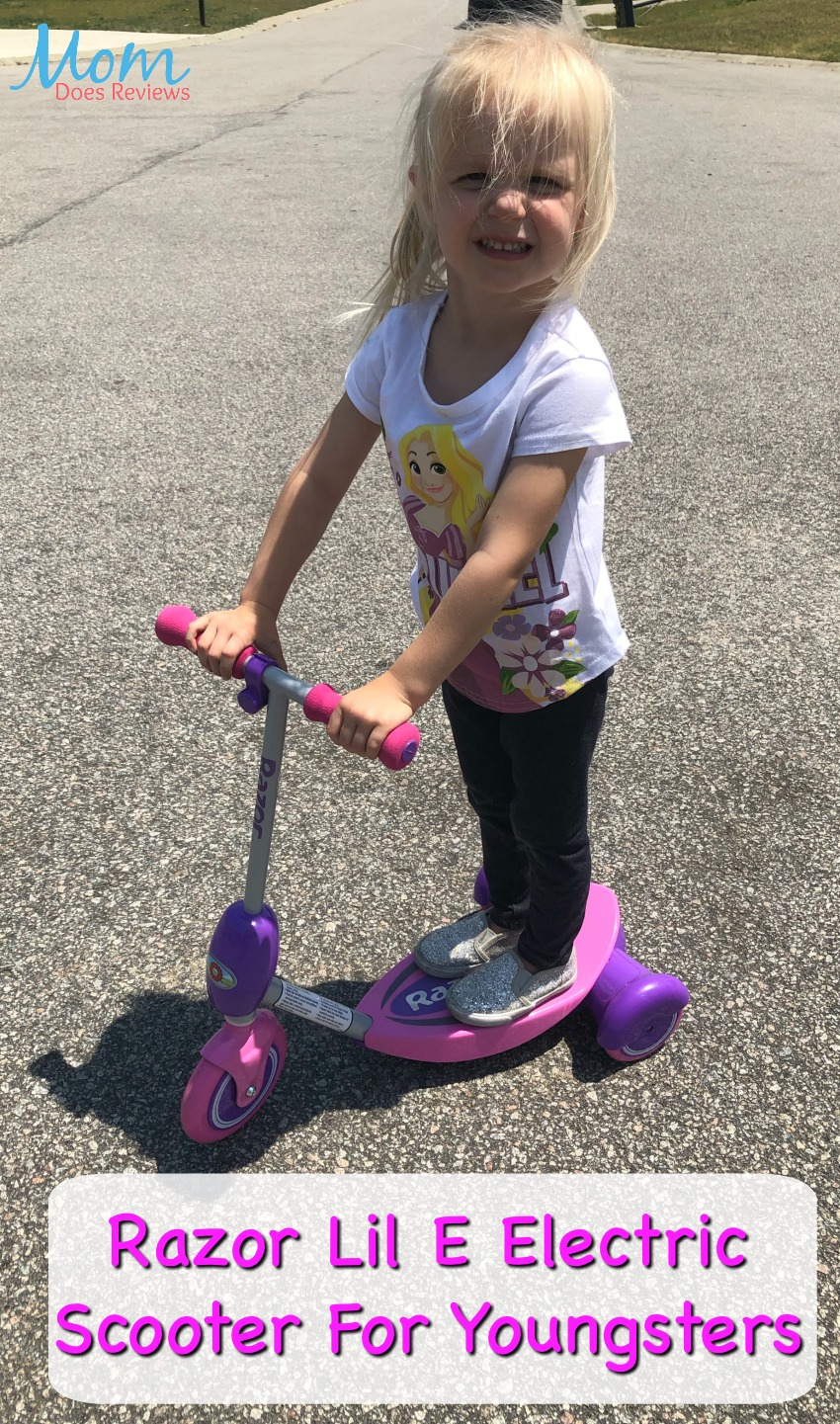 Razor Lil' E Electric Scooter Made Just For Youngsters