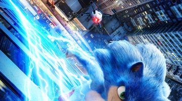 Don't miss SONIC THE HEDGEHOG Coming to Theaters in November! #SonicMovie