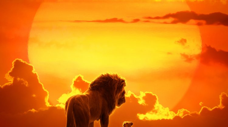 "The New Trailer for Disney's ""The Lion King"" is HERE!! See It In theaters on July 19. #TheLionKing"