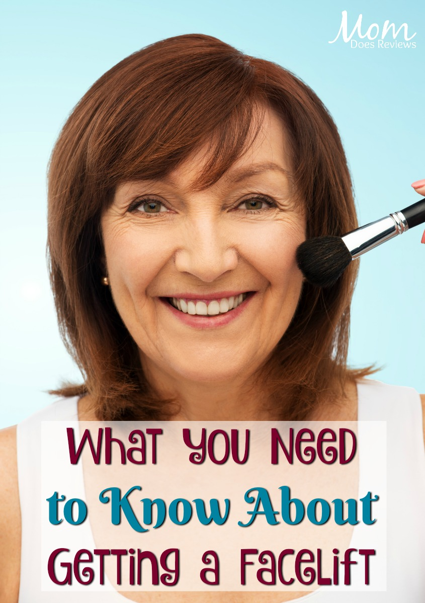 What you Need to Know about Getting a Facelift #beauty #health #facelift #skin