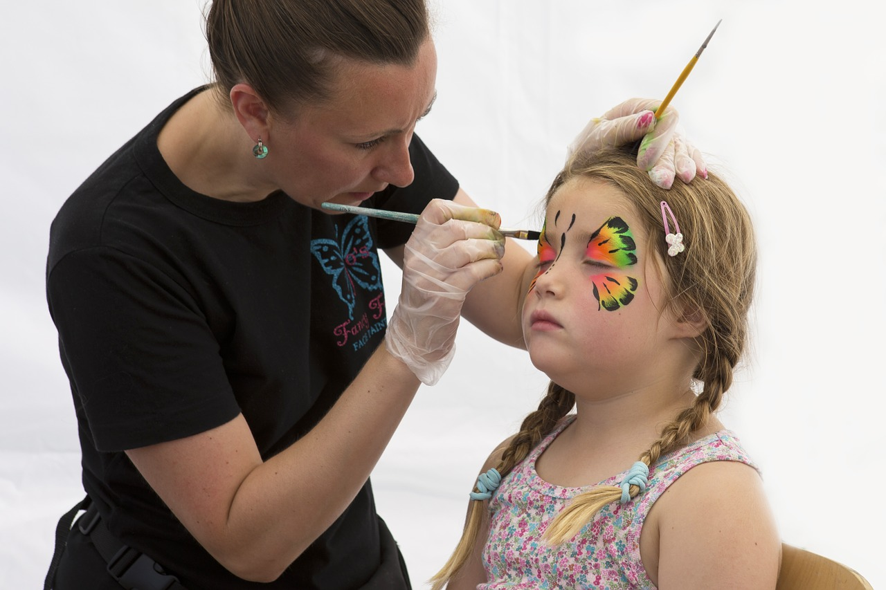How to Choose the Right Face Painting Kits for your Kids
