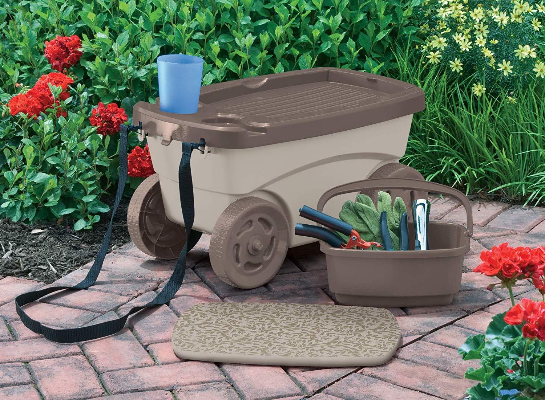 Garden Rolling Scooter