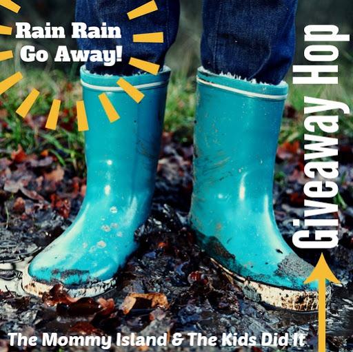 Rain Rain Go Away Giveaway Hop