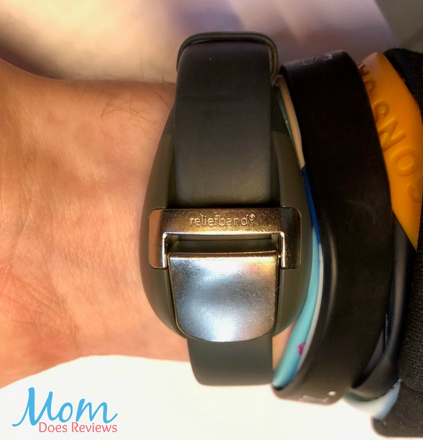 Say Goodbye to Motion Sickness with ReliefBand 2.0 #SpringFunonMDR