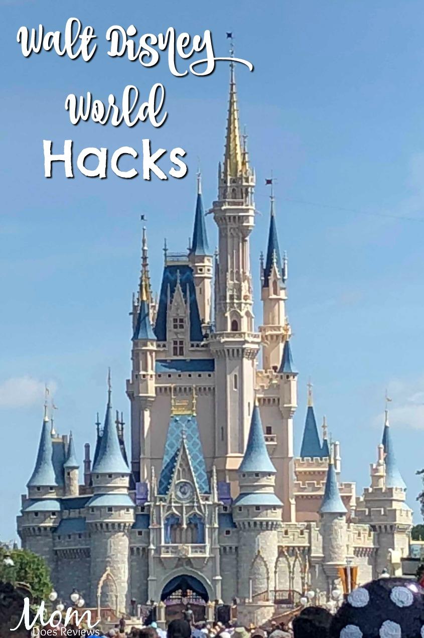Disney World Hacks You NEED to Know Before you Go! #travel #disney #disneyworld #familyvacation