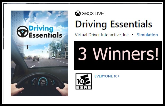 Driving Essentials xbox