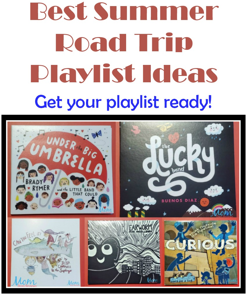 Best Summer Road Trip Playlist Ideas