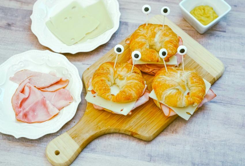 Crab Sandwiches process