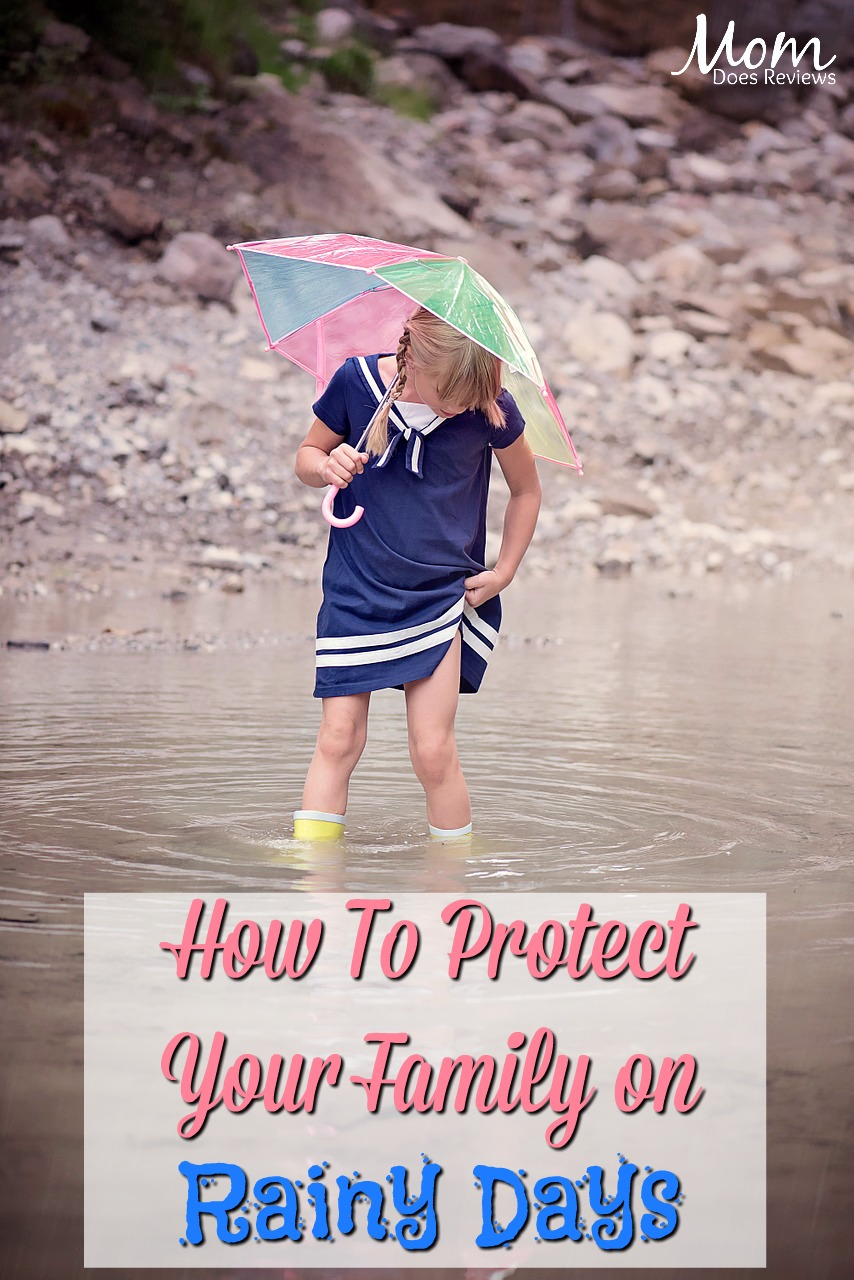 How To Protect Your Family on Rainy Days #home #homerepair #safety #family